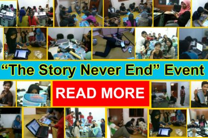 The Story Never End Event Here