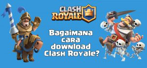 Clash Royale VS Clash of Clans from Supercell