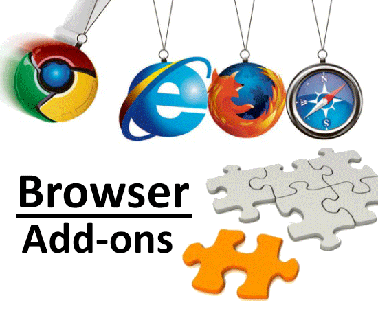 add-ons penting web browser