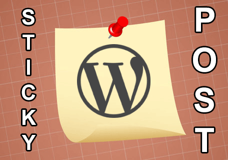pinned atau sticky post wordpress