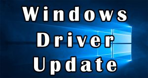 Update Driver Laptop Secara Online di Windows 10