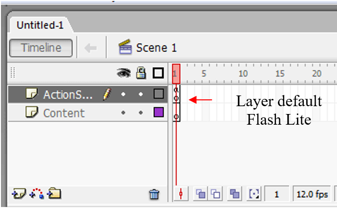 layer default flashlite