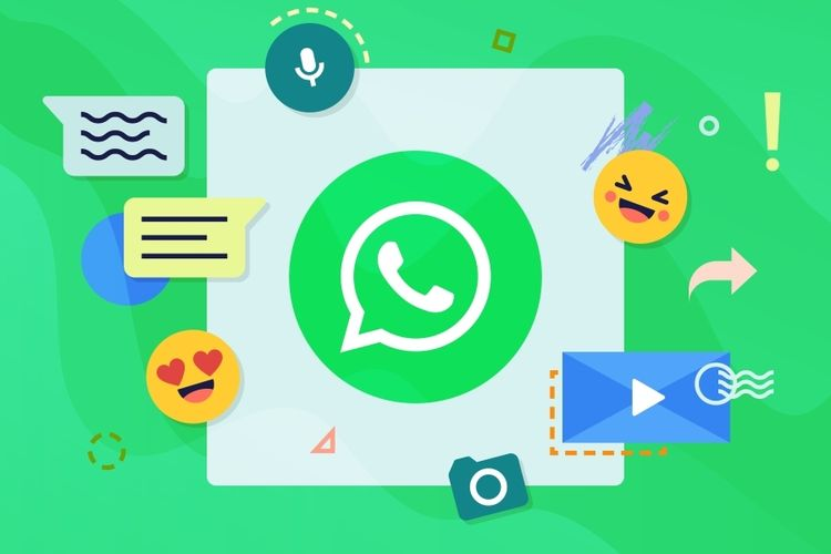 Share Status WhatsApp ke Facebook dan Instagram Story