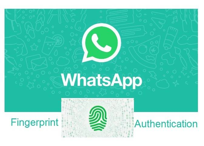 Fingerprint WhatsApp